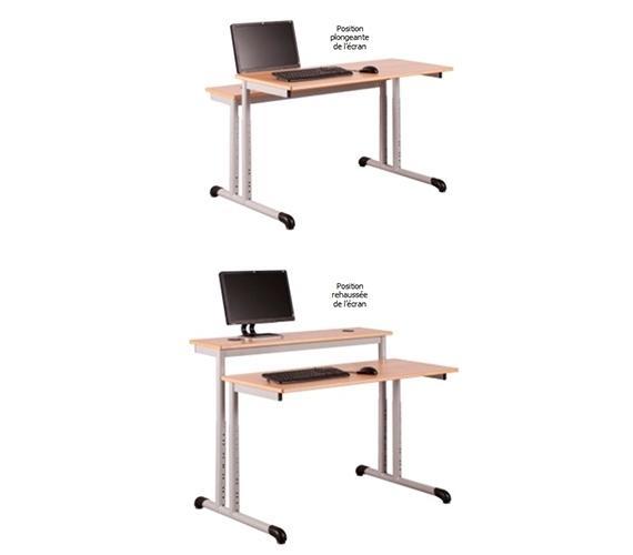 Table informatique 90 x 70cm