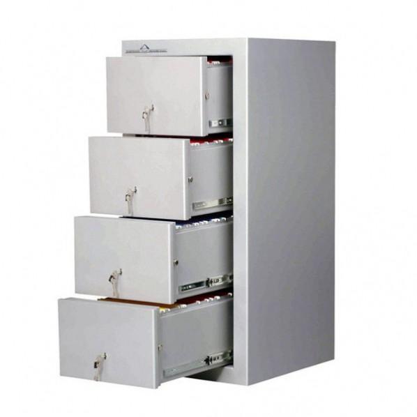 armoire coupe feu class fire 4 tiroirs comparer les prix. Black Bedroom Furniture Sets. Home Design Ideas
