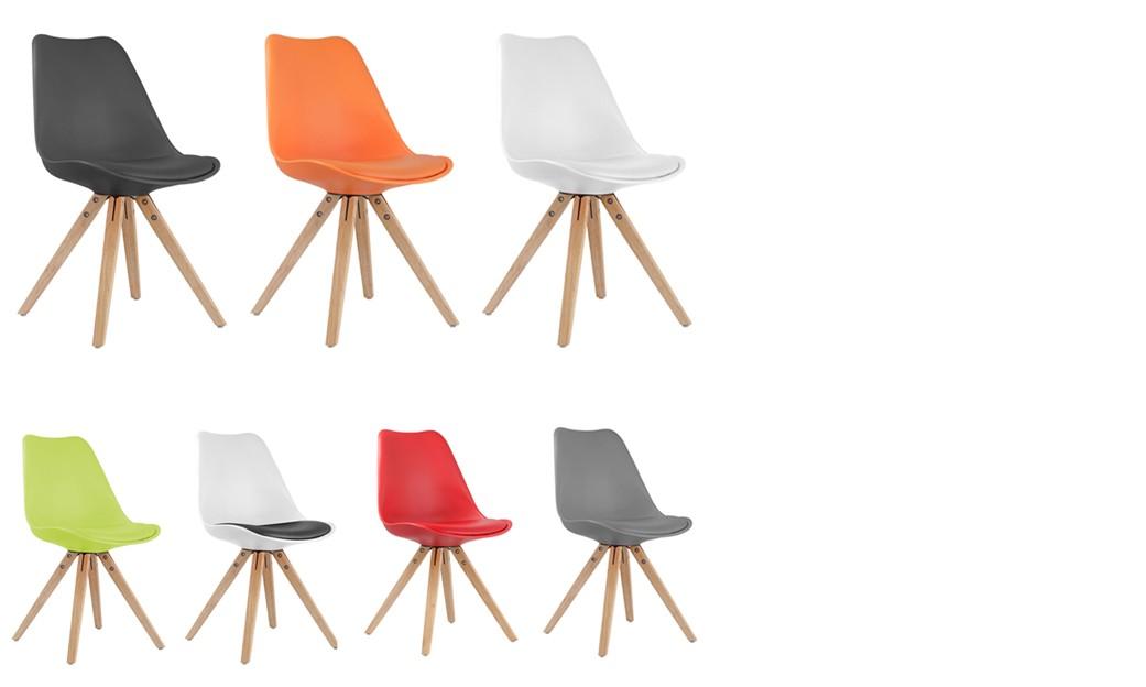 Chaise De Salle A Manger Design Daven Style Scandinave