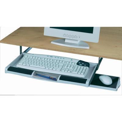 tiroir pour clavier placer sous le bureau comparer les prix de tiroir pour clavier placer. Black Bedroom Furniture Sets. Home Design Ideas