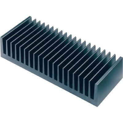 RADIATEUR FISCHER ELEKTRONIK 10020505 (L X L X H) 150 X 200 X 40 MM