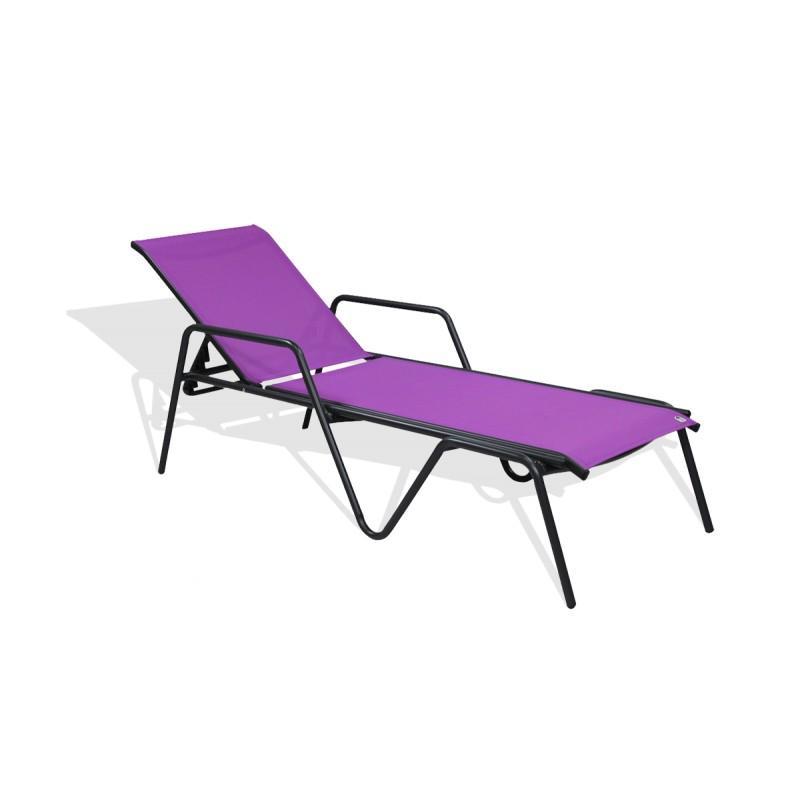 chaise longue dcb garden achat vente de chaise longue. Black Bedroom Furniture Sets. Home Design Ideas