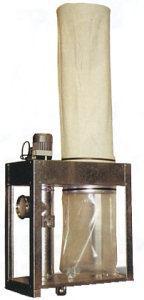 Filtration de poussieres seches (groupe ensacheur mobile ou fixe)