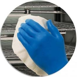 KIMBERLY BOIE 200 GANTS KLEENGUARD ACTIC BLEU NITRILE TAILLE  L