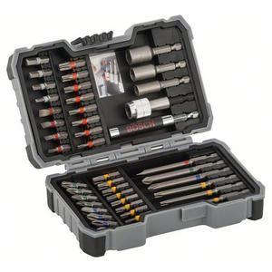 Bosch 2607001513 Embout de vissage qualit/é extra-dure PH 2 25 pi/èces queue six-pans m/âle 1//4 25 mm Entra/înement ISO 1173 C6.3