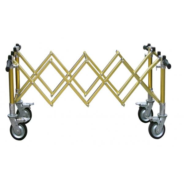 S062-chariot extensible en aluminium