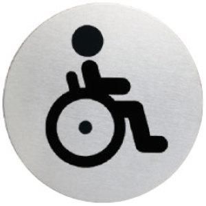 Pictogramme pour porte tous les fournisseurs de for Porte handicape