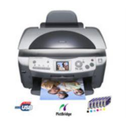 imprimante photo multifonction epson stylus rx 620. Black Bedroom Furniture Sets. Home Design Ideas