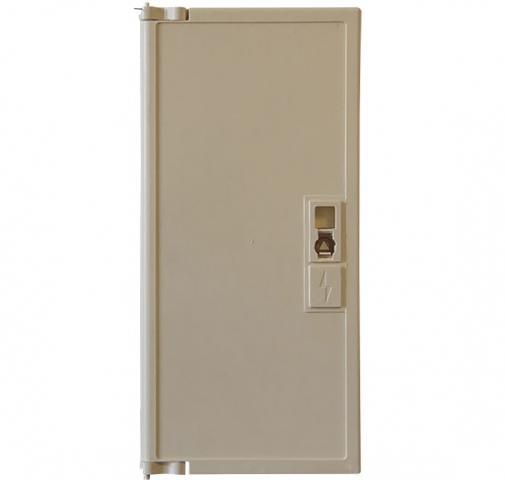 Porte de coffret electrique s22 haut