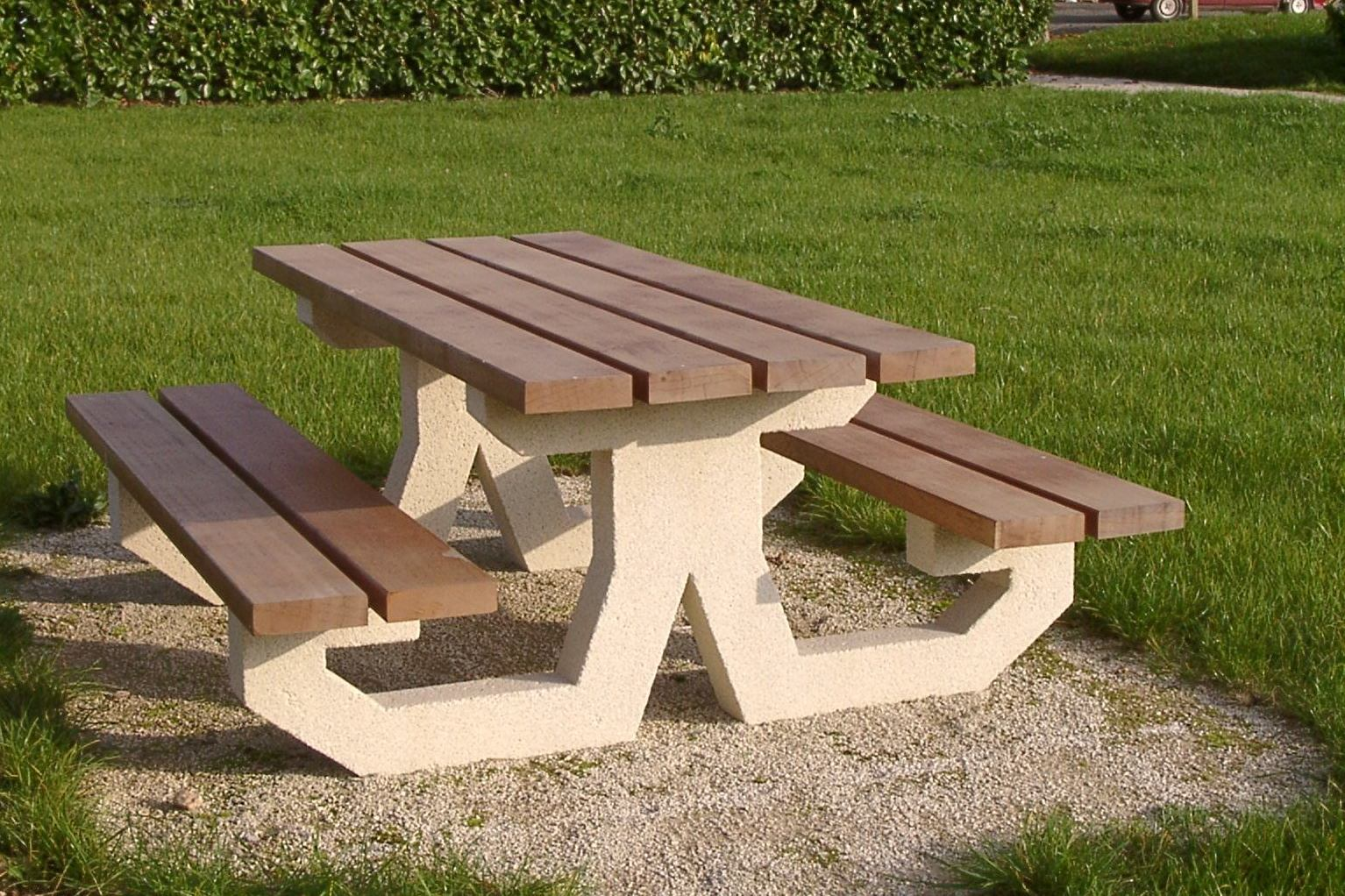 Know more composite picnic table plans woodworking beginner - Table picnic bois enfant ...