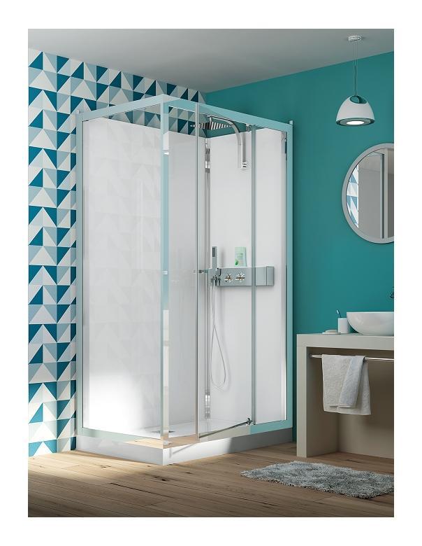cabines de douche kinedo achat vente de cabines de. Black Bedroom Furniture Sets. Home Design Ideas