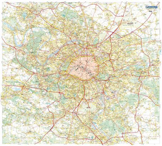 carte de paris et sa banlieue Carte paris et sa banlieue michelin
