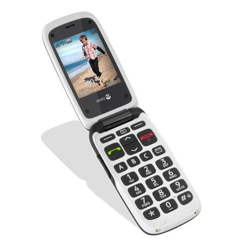 telephone portable senior gsm 612. Black Bedroom Furniture Sets. Home Design Ideas