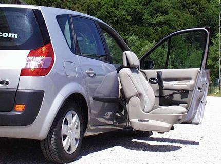 Accessoires d 39 equipements pour personnes a mobilite - Garage pour amenagement voiture handicape ...