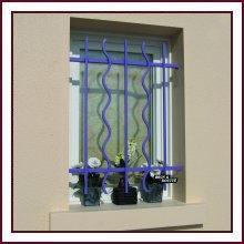 Grilles de protection pour fenêtre