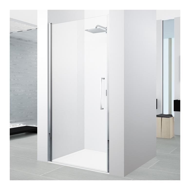 Crans et parois de douches novellini achat vente de for Porte douche 75 cm