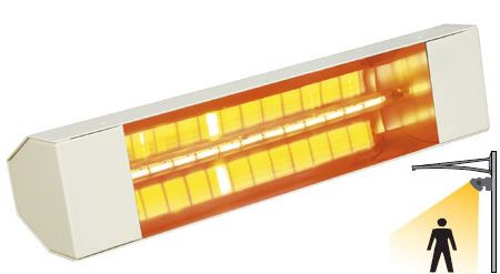 radiant infrarouge etanche helios top. Black Bedroom Furniture Sets. Home Design Ideas
