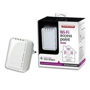 Sit prise mur n300 wifi 300mbit wlx-2005