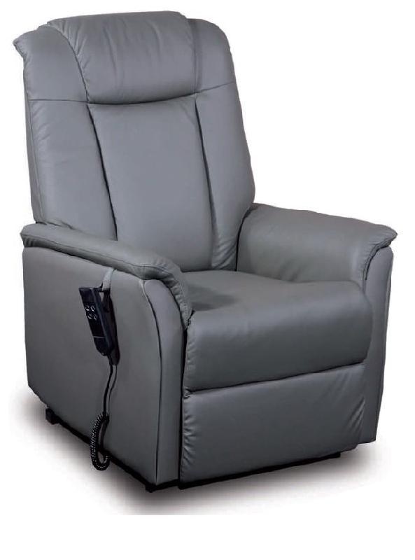 Celeste fauteuil relax et releveur electrique sans fil cuir