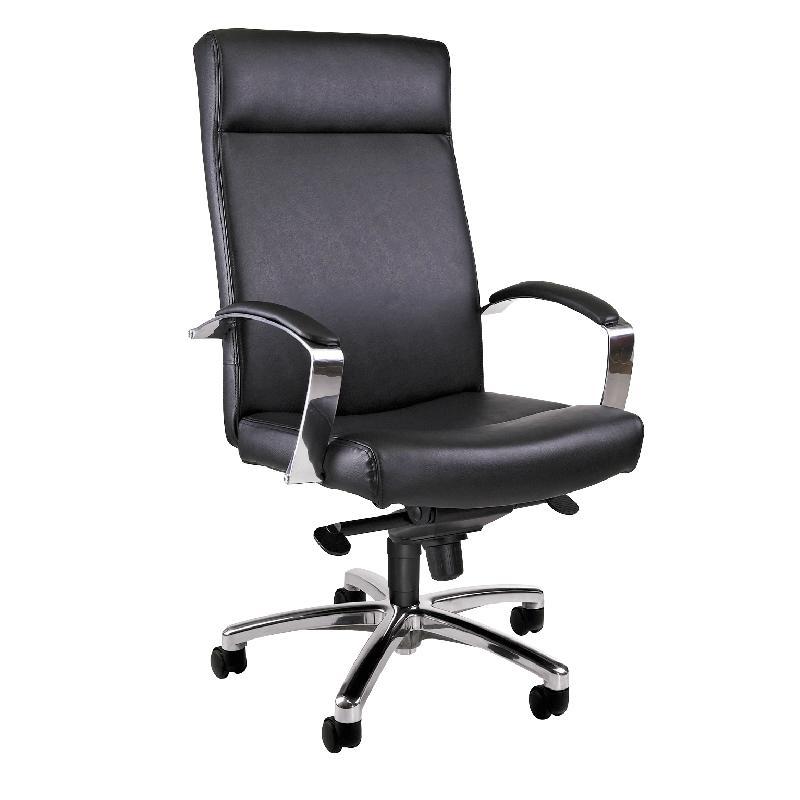 fauteuil de bureau milan noir topstar comparer les prix de fauteuil de bureau milan noir. Black Bedroom Furniture Sets. Home Design Ideas