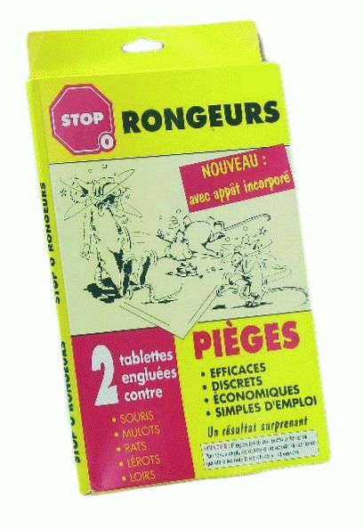 STOP RONGEURS