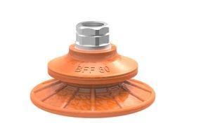Ventouse ronde bff80p polyurethane 55/60