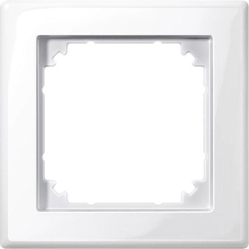 Merten Cadre 478319 3 fois POLARW glaenzend M-Smart