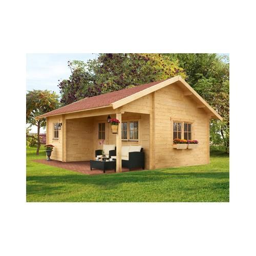 Chalets en bois - tous les fournisseurs - bungalow bois - ermitage ...
