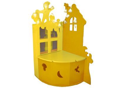 coin lecture la petite maison pour enfant. Black Bedroom Furniture Sets. Home Design Ideas