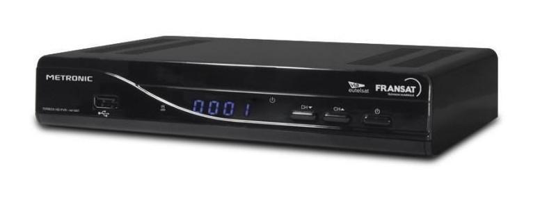 TERBOX HD PVR READY FRANSAT 441667 - METRONIC