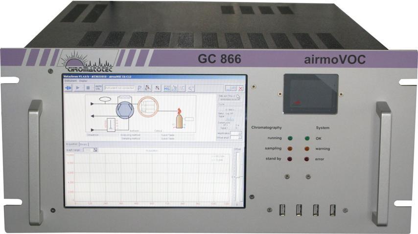 Airmovoc c6c12 analyse composés organiques volatils lourds