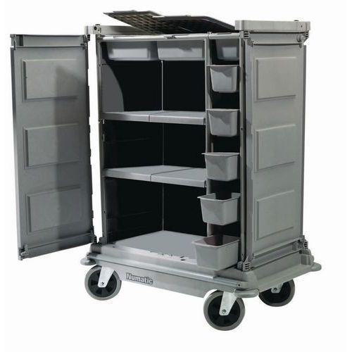chariot linge comparez les prix pour professionnels. Black Bedroom Furniture Sets. Home Design Ideas