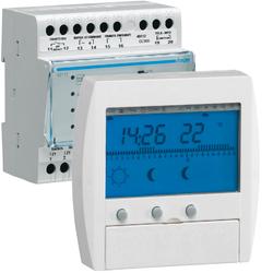 Commandes et gestions de chauffage comparez les prix pour professionnels su - Gestionnaire d energie hager ...