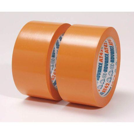 RUBAN ORANGE BARNIER 6095 75MM X 33 MÈTRES - SCAPA