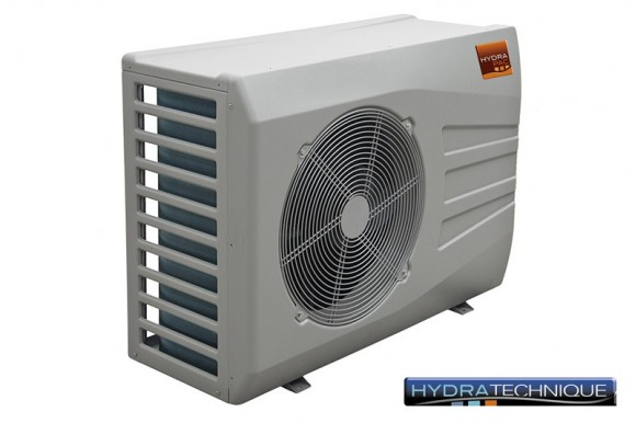 Hydra technique produits pompes a chaleur pour piscines for Puissance pac piscine