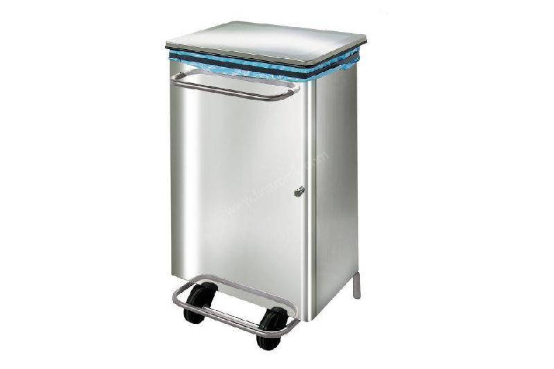 poubelle inox 100l achat vente poubelle inox 100l au meilleur prix hellopro. Black Bedroom Furniture Sets. Home Design Ideas