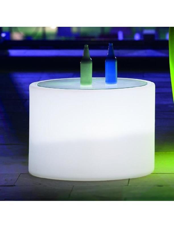 Table basse lumineuse socoa 40