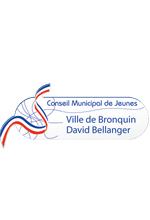 BADGE CONSEIL MUNICIPAL DES JEUNES RÉF 0705.410