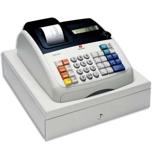 OLIVETTI CAISSE ENREGISTREUSE ECR 7100 B5369000 PROGRAMMATION TÉLÉPHONIQUE OFFERTE