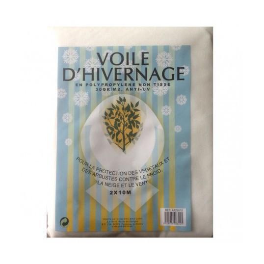 VOILE D'HIVERNAGE 2MX10M - LE CARREFOUR DE LA FLEUR