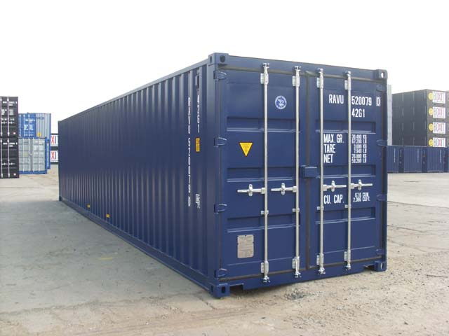 conteneur maritime 12 m container dry 40 39 premier. Black Bedroom Furniture Sets. Home Design Ideas