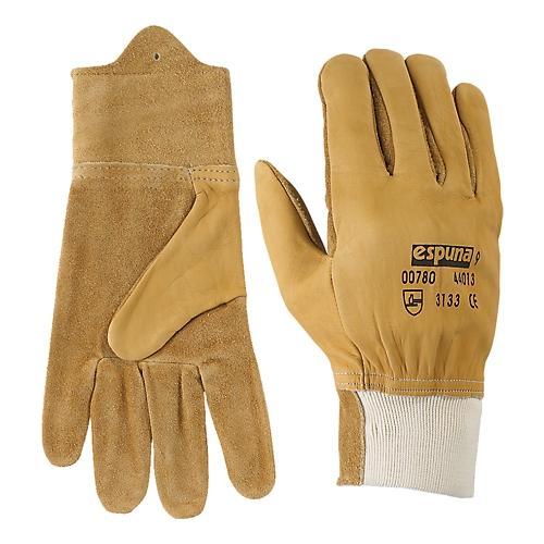 gants de travail cuir hydrofuge 780 espuna comparer les prix de gants de travail cuir hydrofuge. Black Bedroom Furniture Sets. Home Design Ideas