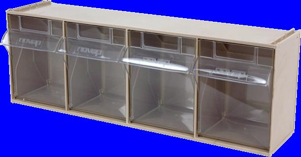 Bloc 4 tiroirs Basculants - 5183175