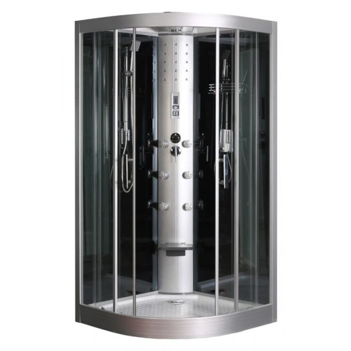 cabine de douche hauteur 2 m