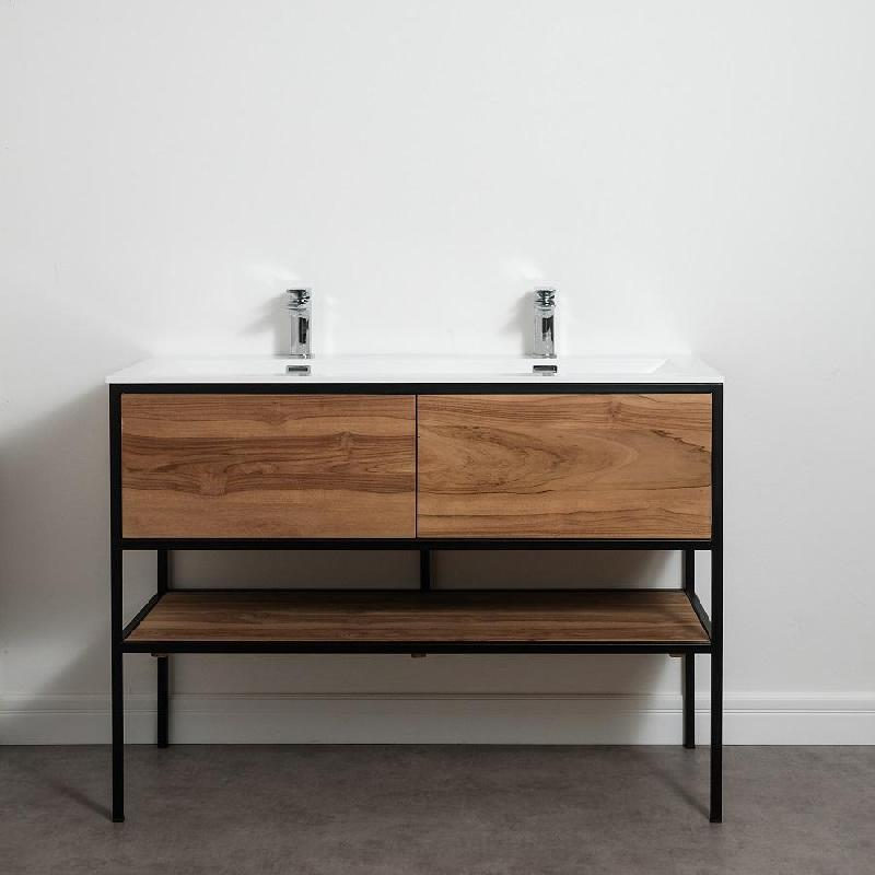 Meuble Salle De Bain Design Simple Vasque Siena Largeur 80