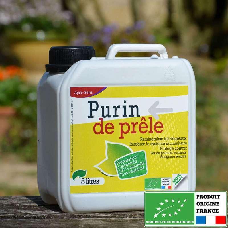 Purin de pr le concentr 5 litres agro sens comparer les - Purin de prele ...