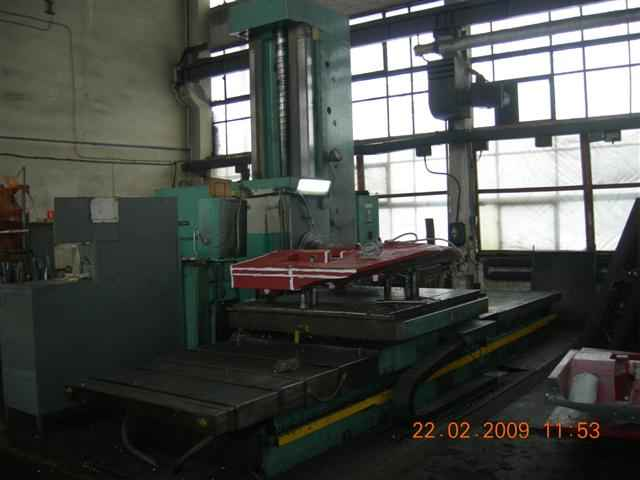 Boring mill table type  cnc tos whn 13