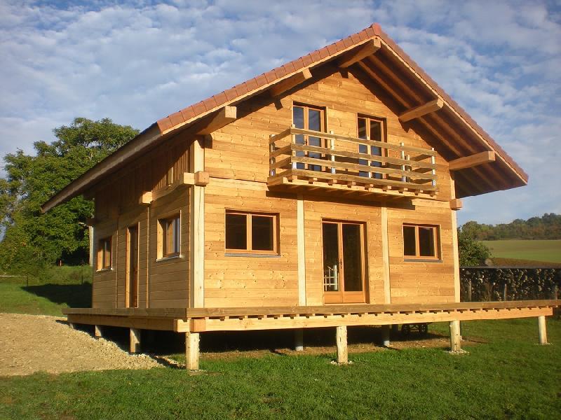 Chalets en bois tous les fournisseurs bungalow bois for Constructeur de chalet en bois