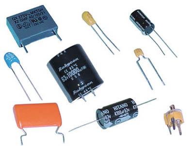 Les condensateurs