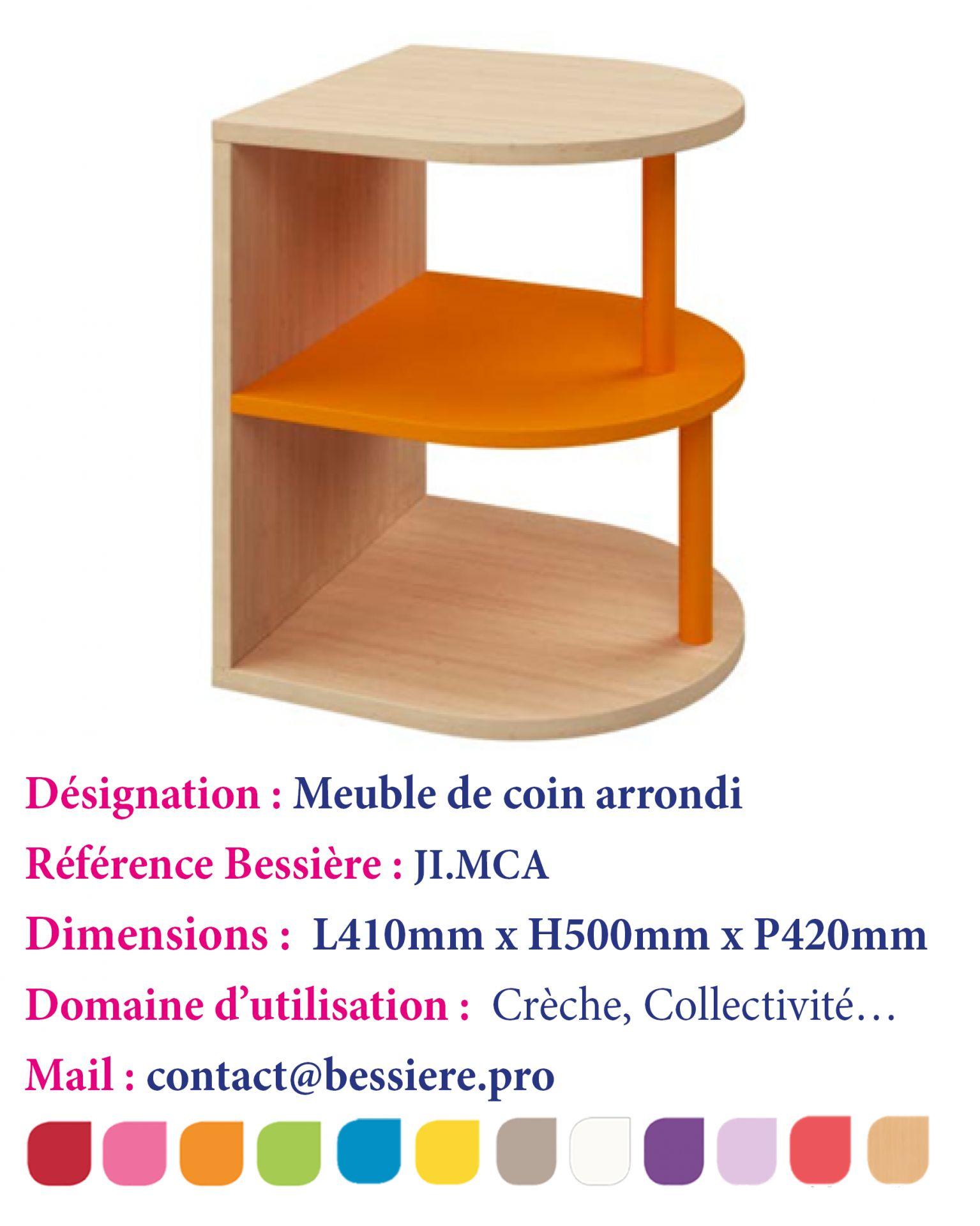 Coin meuble en Meuble En
